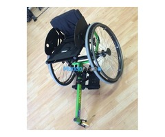 silla de ruedas Invacare Top End T3 Tenis ajustable